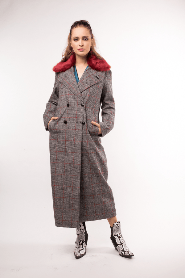 Urban Styles Sacos SCOTTISH COAT