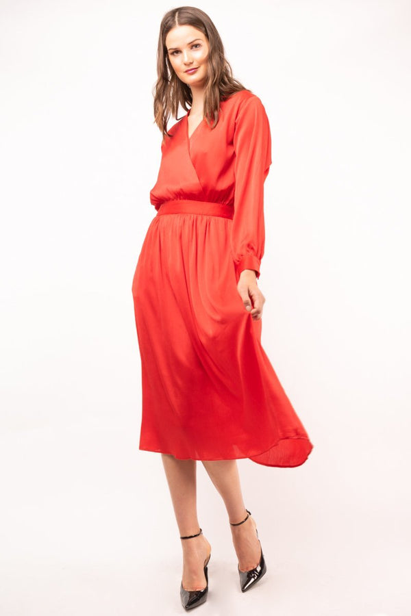 Urban Styles Vestidos LADY AND RED