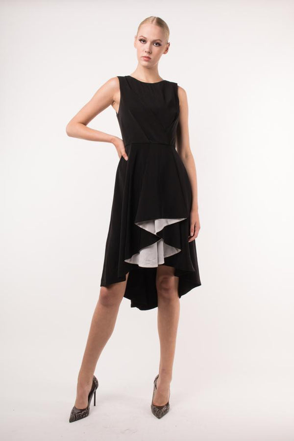 Urban Styles Vestidos THE BLACK LILI DRESS
