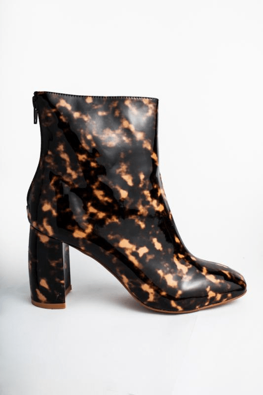 Urban Styles Zapatos LEOPARD BOOTS