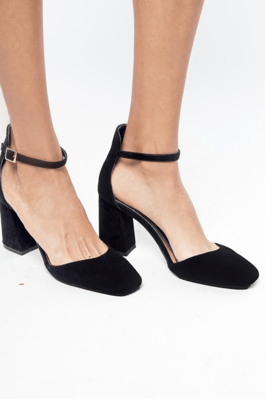 Urban Styles Zapatos THE LADY SHOES- NEGRO