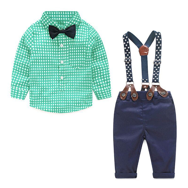 Plaid Dress-Up - Kid's Outfit '