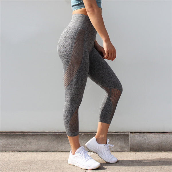 Reveal Capri Leggings
