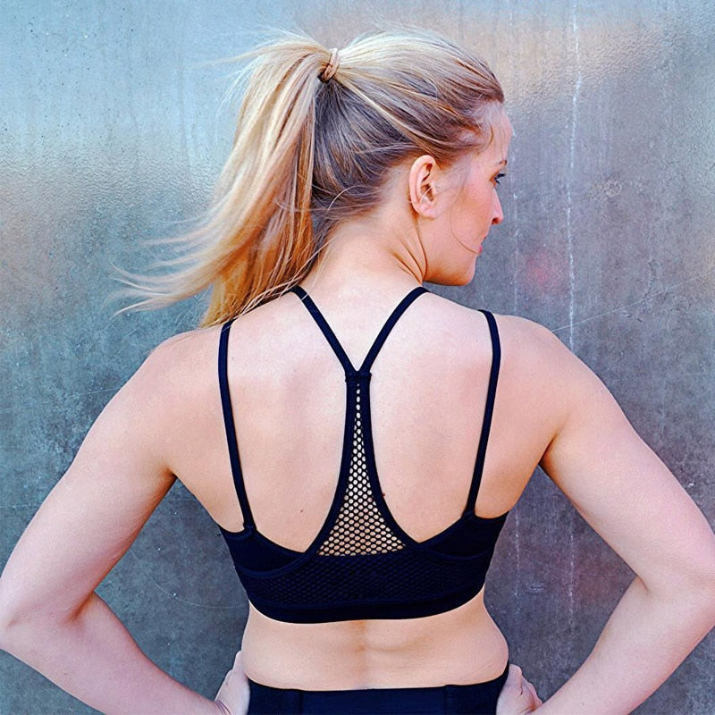 VEGAN Mesh Bra USA