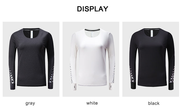 Long Sleeve Trainer Top*