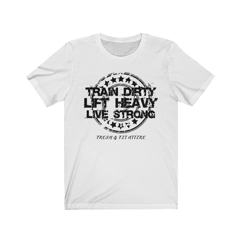 Train Dirty - Men's PREMIUM Tee '