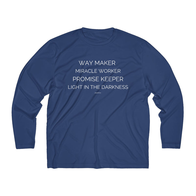 Way-Maker Athletic Shirt