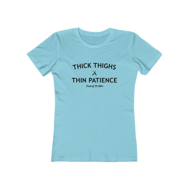 Thick Thighs - Women's PREMIUM Tee '