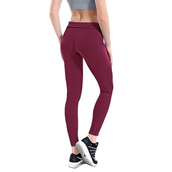 Skin Leggings - Red Wine (Summer)