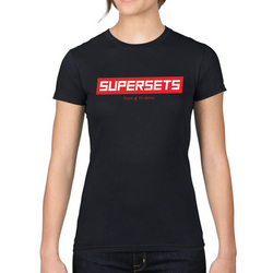 Supersets - Women's PREMIUM Tee '