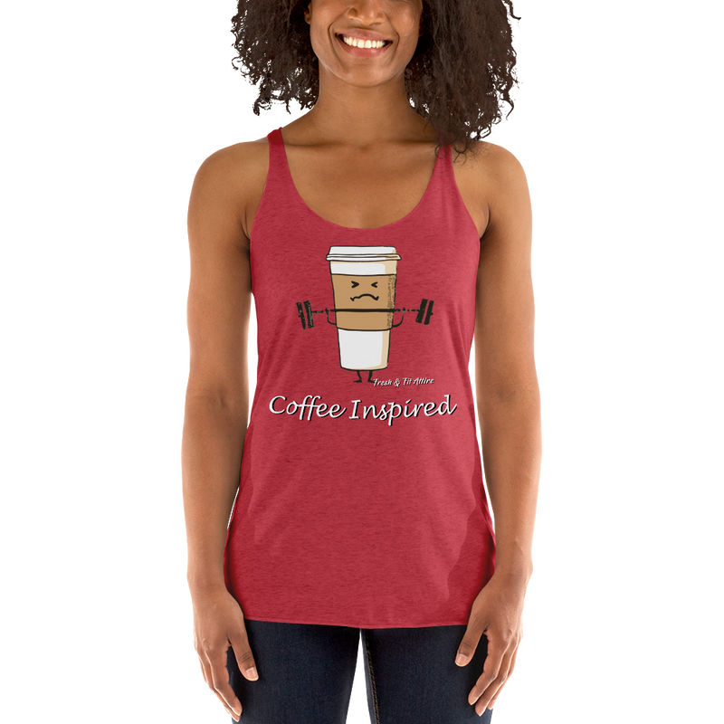 Coffee Inspired - Women's FLOW Tank '