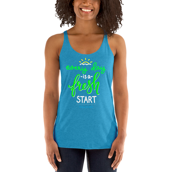 Start Fresh - Women's FLOW Tank '