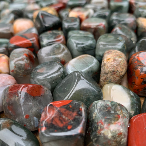 bloodstone tumbles for sale
