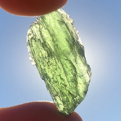 real moldavite for sale