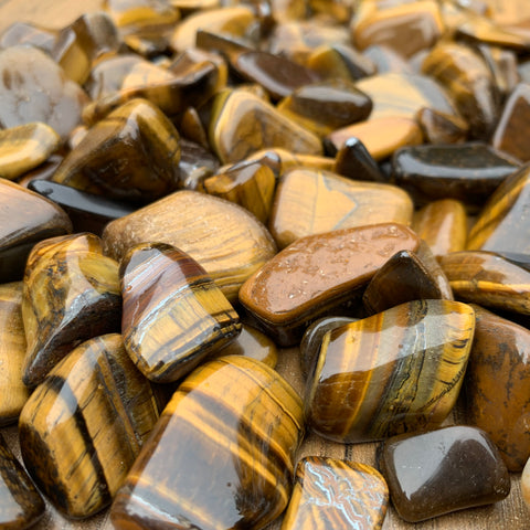 tiger's eye tumbles for sale