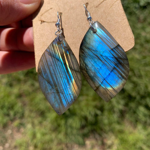 real labradorite jewelry