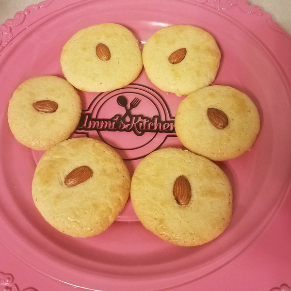Asia – Chinese Almond Cookies