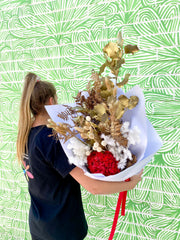 Preserved Christmas bouquets