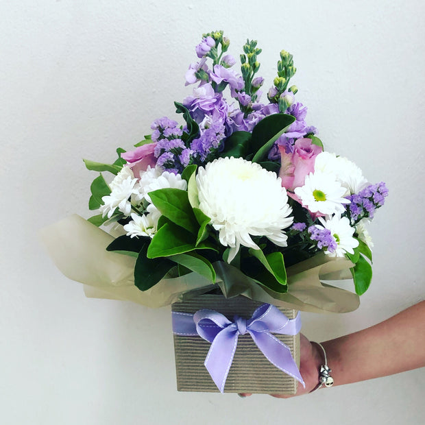 Lilac whisper - caringbahflowersgifts