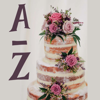 Mother of the Bride: The A-Z of Wedding Terminology