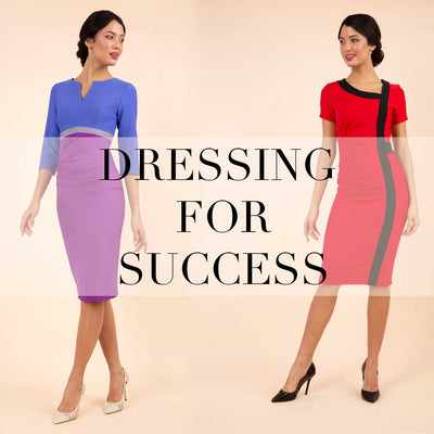 Premier Colour Consultant Jules Standish Teaches us how to Dress for Success