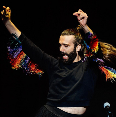 The Internet is Loving Jonathan Van Ness' Cosmopolitan Cover and You Need To Know Why