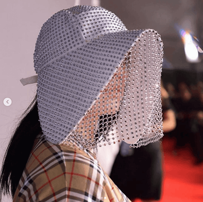Billie Eilish's channeled Burberry Beekeeper for the American Music Awards and the Internet is Loving It