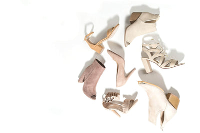 Mother of The Bride Shoes: What Footwear to Wear and What Not to Wear to Your Daughter's Wedding