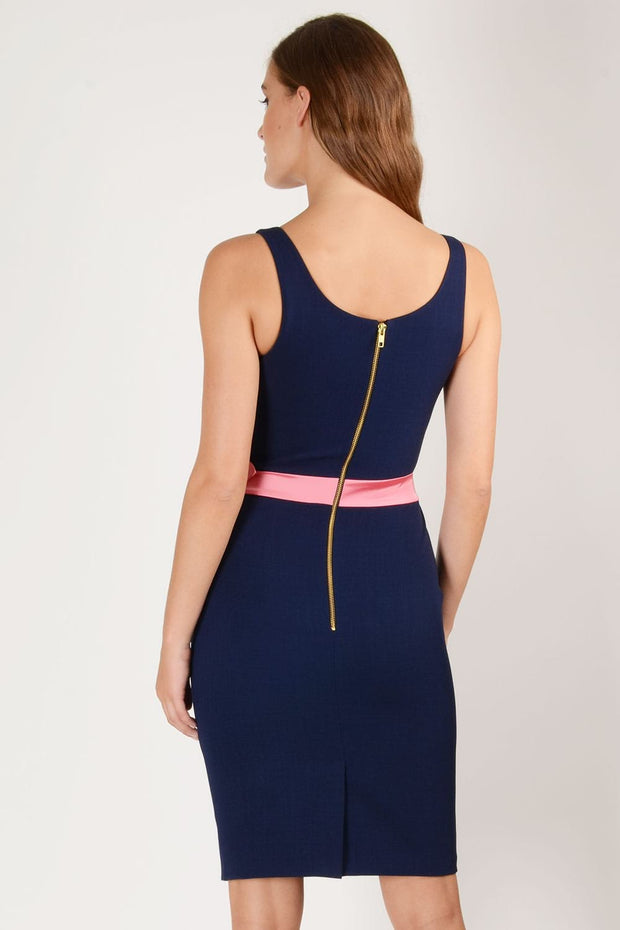 Lilith Sleeveless Bodycon Dress