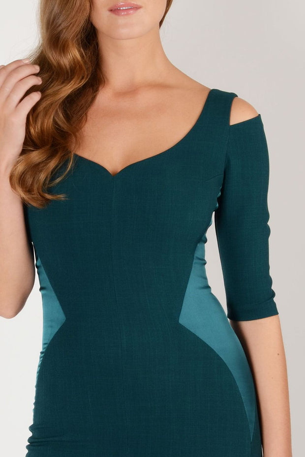 Suki Sweetheart Pencil Dress