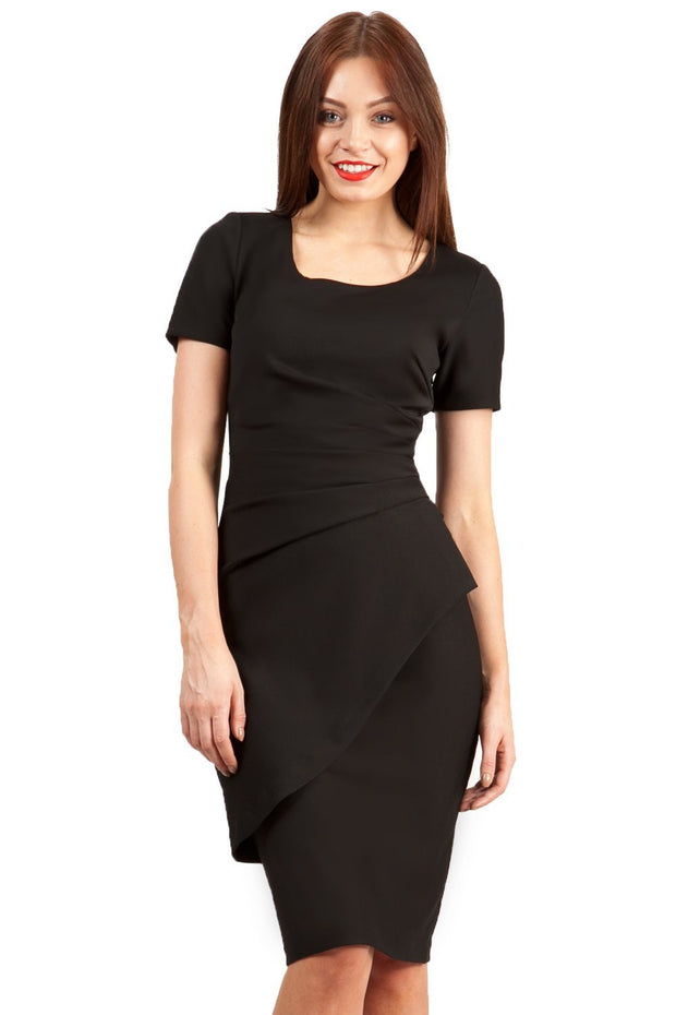 Katia Plain Pencil Dress