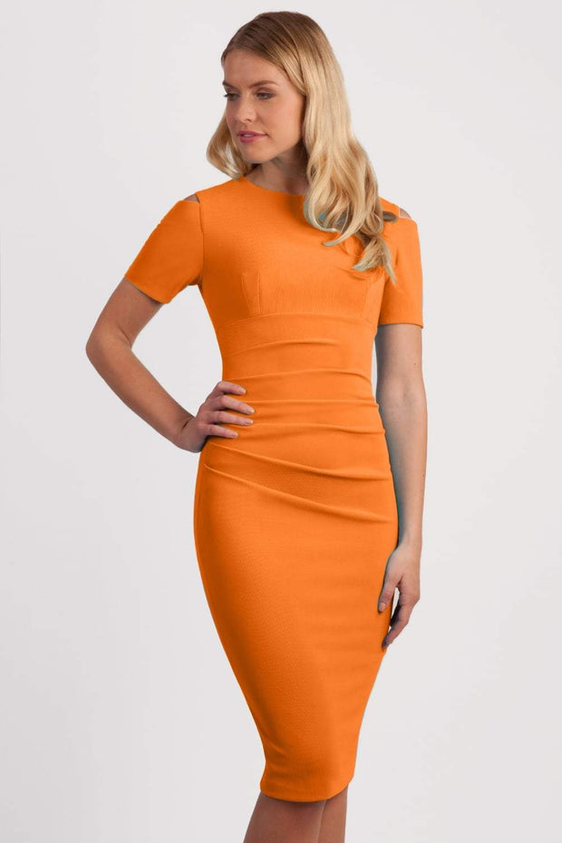 Atlas Pencil Dress