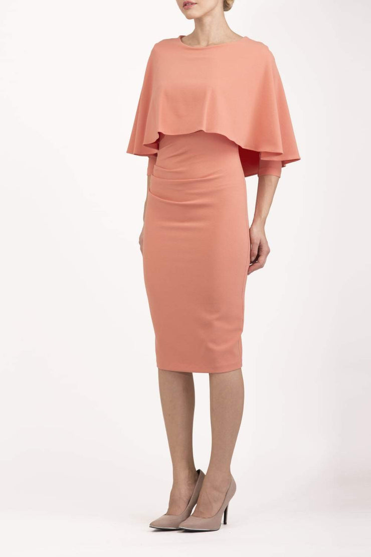 Lizanne Cape Dress