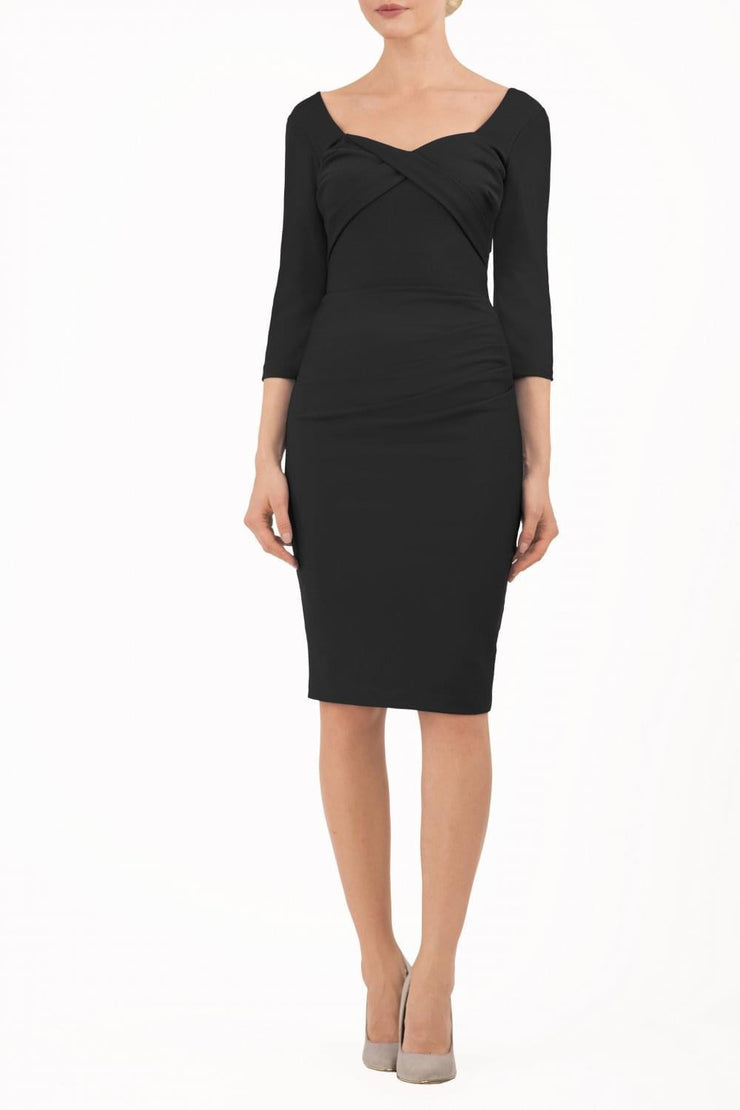 Symphony Pencil Dress