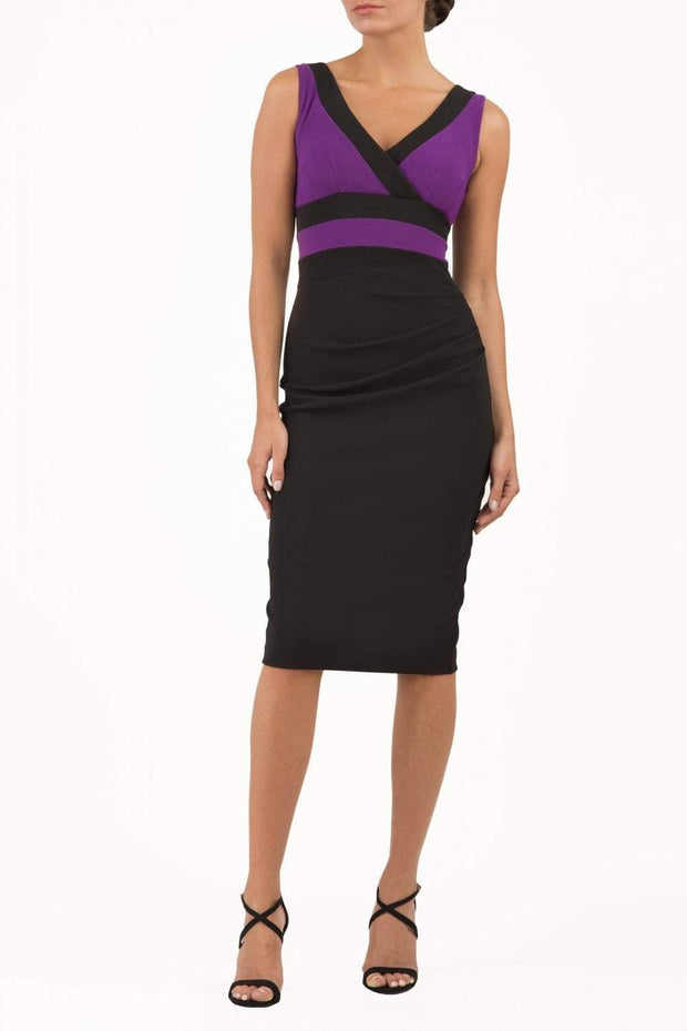 Banbury Colour Block Dress