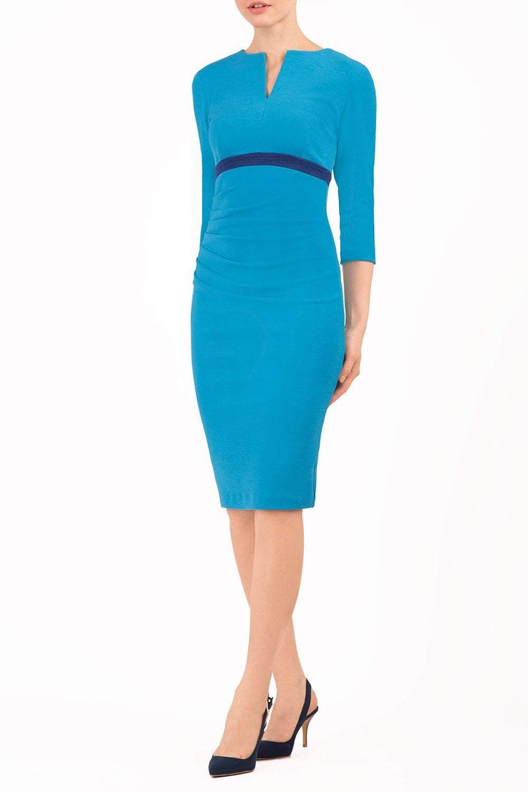 Nadia Venice Stretch Dress