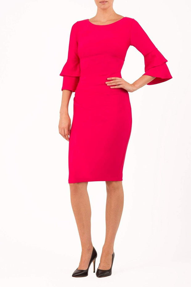 Meridian Pencil Dress