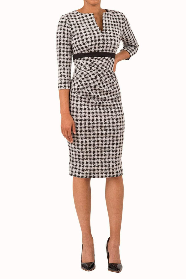 Nadia Stretch Perro Dress