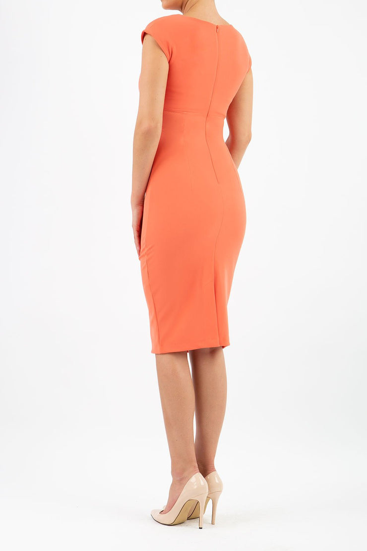 Lydia Sleeveless Dress