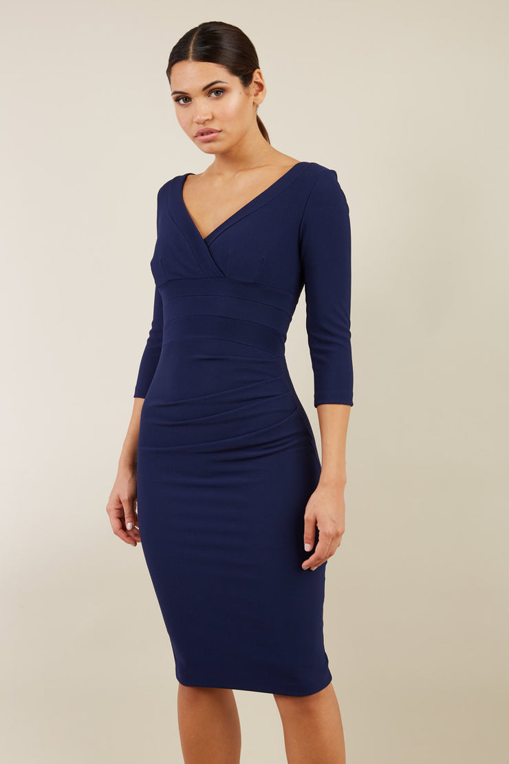 Jemima Pencil Dress