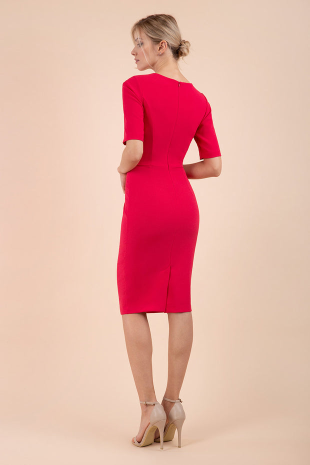 Melbourne Pencil Dress