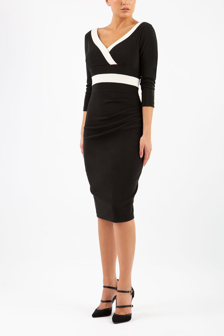 Jemima Colour Block Dress
