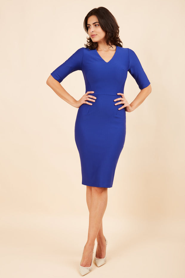 Jessa Pencil Dress