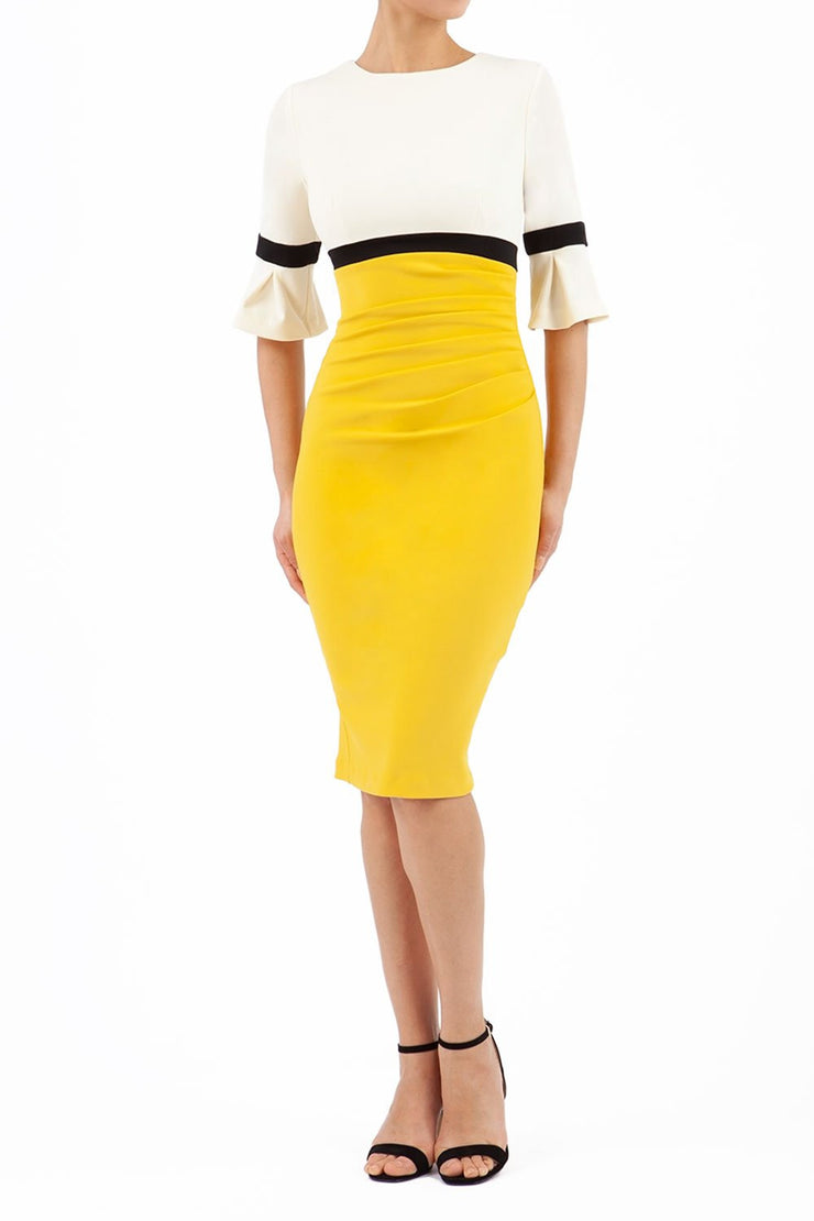 Reggie Colour Block Dress