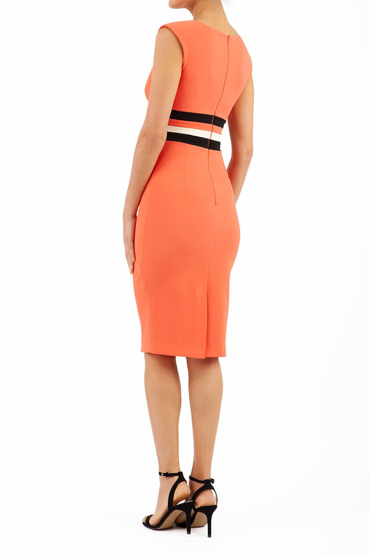 Sabine Colour Block Dress