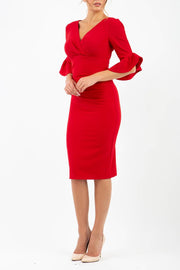 Hollie Pencil Dress