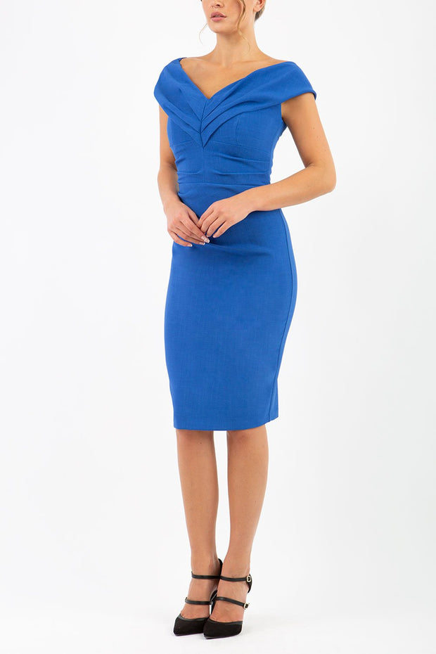 Sonata Pencil Dress