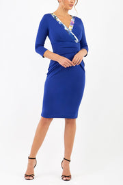 Triton Sleeved Dress