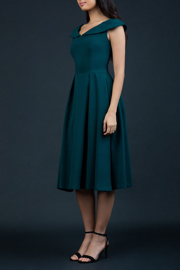 Chesterton Sleeveless Dress