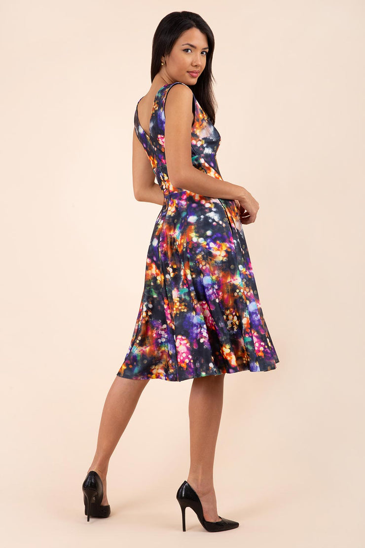 Aldeburgh Print Dress